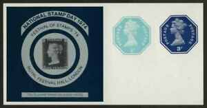Great Britain National Stamp Day 1974 Exhibition sheet