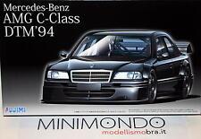 KIT MERCEDES BENZ AMG C CLASS DTM 1994 1/24 FUJIMI 12642 126425 RS62