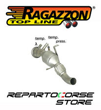 RAGAZZON CATALIZZATORE +TUBO SOSTITUZIONE DPF GR.N BMW SERIE 3 E90 335D BI-TURBO