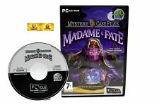Mystery Case Files Madame Fate PC Video Game Hidden Object Puzzle Mystery
