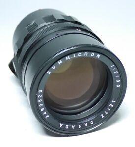 Leica M Summicron 2/90 Objektiv An-Verkauf ff-shop24