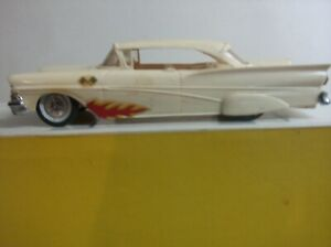 SMP/AMT 1958 Ford Fairlane original issue built kit