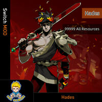 Hades(Switch Mod)-99999 All Resources