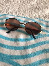 Yves Saint Laurent YSL 6038 Y104  Gold Sunglasses Italy