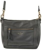 Kate Spade Grey Leather Handbag Crossbody