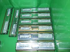 IBM 16GB Server Memory ( 8x 2gig ) PC2-5300F Compatible IBM Dell HP Server
