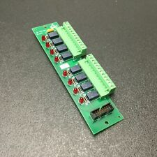 Air Products DD 1554 Rev A Signal Interface Relay Board 1993