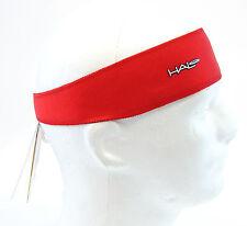Halo II Red Cycling Headband with Sweat Block Technology