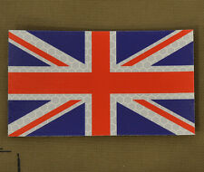 """IR Infrared Reflective Patch NVG """"UK High Vis Flag"""" with VELCRO® brand hook"""
