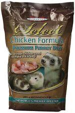 Marshall Pet Marshall Select Chicken Ferret Diet, 4-Pound Bag...