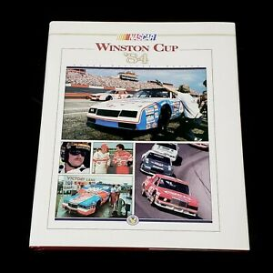 1984 NASCAR Winston Cup Grand National Yearbook Terry Labonte Champion Vintage