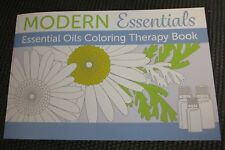 do Terra ~ Modern Essentials OILS Coloring Therapy Book doTerra COMMON USES pics