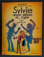 Sylvie 1 EO Amour, délices et ... rogne Martial Bonne Soirée