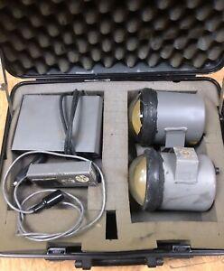 MPH Python II - X-Band Police Radar Gun w/ 2 Antennas, & Remote