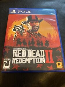 Playstation 4 Ps4 Red Dead Redemption 2 With Map