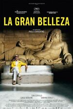LA GRANDE BELLEZZA MOVIE ART WALL POSTER 24x36 inch