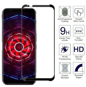 For ZTE Nubia Red Magic 3 Full Coverage Tempered Glass Screen Protector