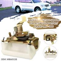 Rear Back Boot Tailgate Handle MB669338 For Mitsubishi Montero Pajero 90-01 .-