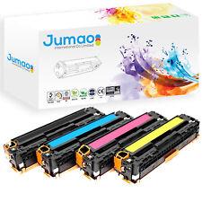 4 HP CE320A-CE323A toner Jumao compatible HP LaserJet Pro CP1525n/nw HP CM1415fn