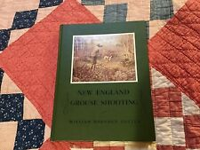 New England Grouse Shooting, 1970, William Harnden Foster, Illustrated