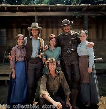 JAMES ARNESS BRUCE BOXLEITNER HOW THE WEST WAS WON   8X10 PHOTO #H2554
