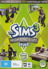 The Sims 3 High End Loft Stuff (Add On) PC