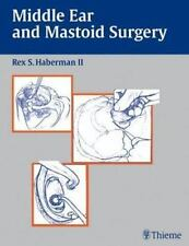 Middle Ear and Mastoid Surgery-ExLibrary