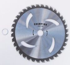 """10"""" Carbide tipped brush cutter blade for almost all brands of trimmers"""