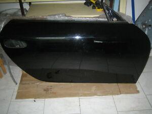 Porsche Boxster 986 Tür Beifahrertür rechts schwarz