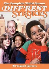DIFF'RENT STROKES SEASON 3 New Sealed 3 DVD Set Different