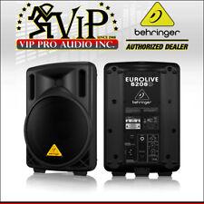 "Behringer B208D Active 8"" Class-D 200-Watts Amplified Live Sound Speaker NEW"