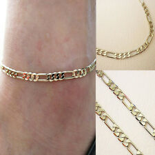 Fashion Simple Figaro Link Chain Ankle Bracelet Anklet Foot Jewelry Summer Gift