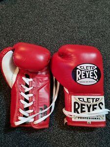 cleto reyes boxing gloves 8oz