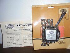 91706-82 headlight modulator kit harley davidson ALL 12 VOLT models