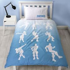 FORTNITE VICTORY ROYALE SHUFFLE SINGLE DUVET OFFICIAL FORTNITE BEDDING