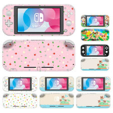 Animal Crossing Removable Skin Decal Sticker Wrap Cover For Nintendo Switch Lite