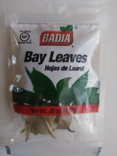 Bay leaves (Hojas de Laurel) 0.20oz bag, Badia
