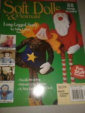 Soft Dolls & Animals January 2004 Doll Patterns, Techniques, Tips, Magazine
