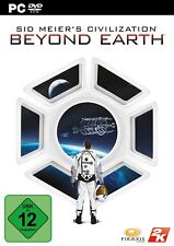 Sid Meiers civiltà - BEYOND EARTH PC NUOVO + conf. orig.