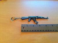 AK47 - Metal Keychain Gun Key Chains (KC7)