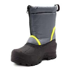 Northside Icicle Snow Boots Insulated Waterproof Zip Up Toddler / Little Kid NEW