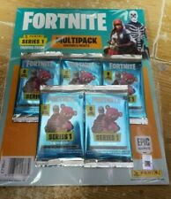 Panini Fortnite Series 1 Trading Cards Multipack with 5 Packets