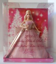 Mattel Barbie Collector 50th Anniversary 2009 Holiday Doll Unopened