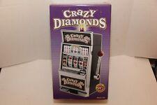 Crazy Diamonds Savings Bank Slot machine New