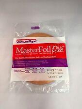 5/32 inch Copper Back Copper Foil Tape - 1 Roll (Venture)