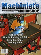 Machinist's Workshop Magazine Vol.26 No.1 February/March 2013