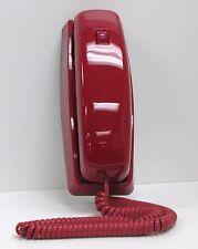 Cortelco Itt-8150Rd 815047-Voe-21F Trendline corded phone - Red