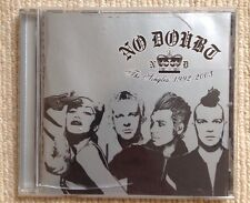 NO DOUBT - THE SINGLES 1992-2003 CD
