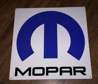Large 12 by 12  Mopar Wall Sign Chrysler Plymouth Dodge Hot Rod 50035