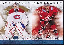 12-13 Artifacts Dan Boyle /85 Sapphire Blue Team Canada 2012